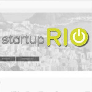 Logo StartupRJ cliente consultoria palestra mentoria