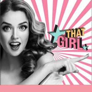 Logo That Girl cliente consultoria palestra mentoria